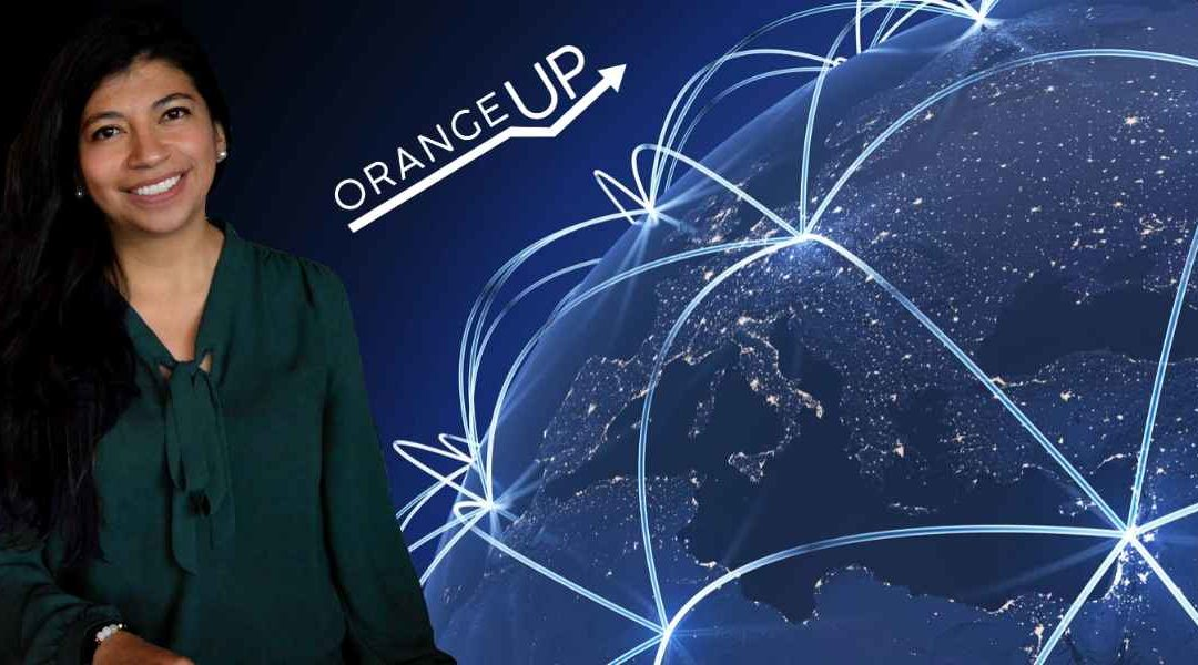 A New Look for OrangeUP